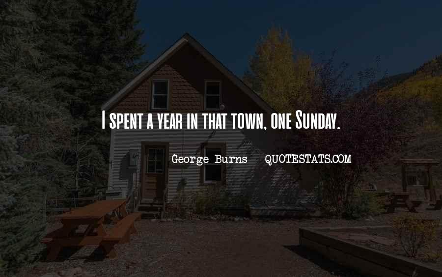 Funny Out Of Town Quotes #796975
