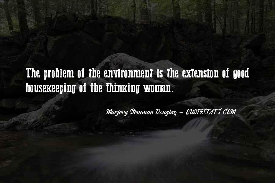 Quotes About Good Environment #28157