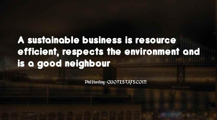Quotes About Good Environment #358355