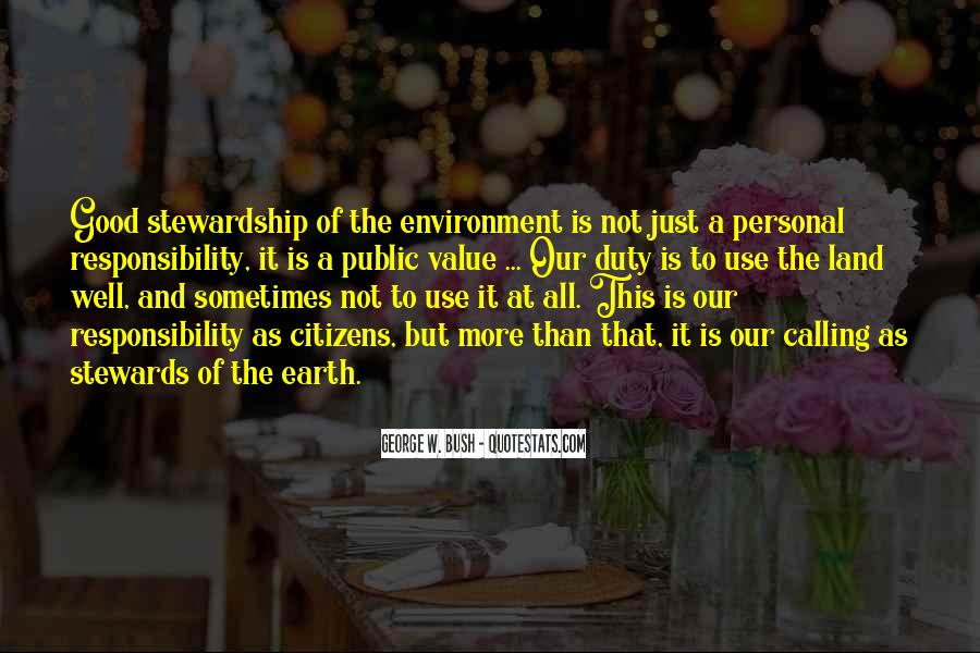 Quotes About Good Environment #665388