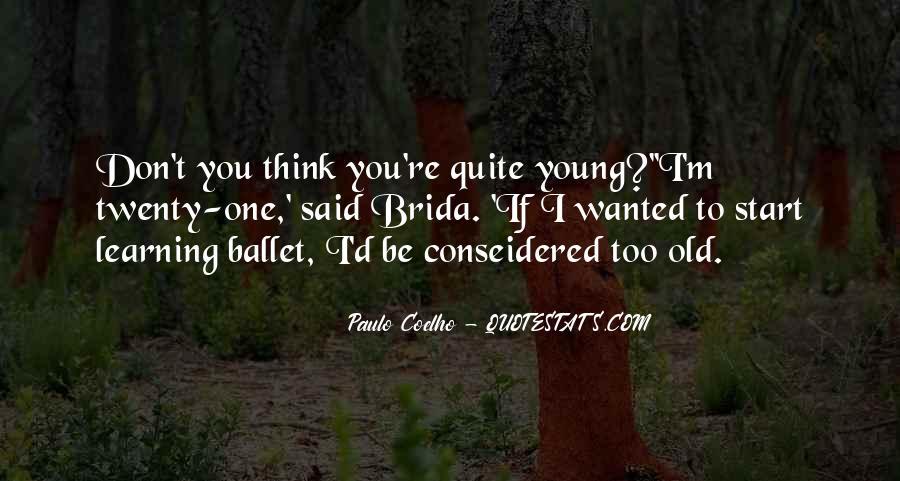 Funny Paulo Coelho Quotes #1416222
