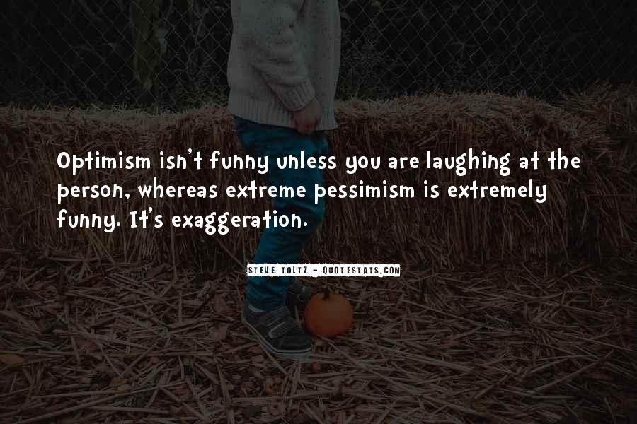Funny Pessimism Quotes #873660