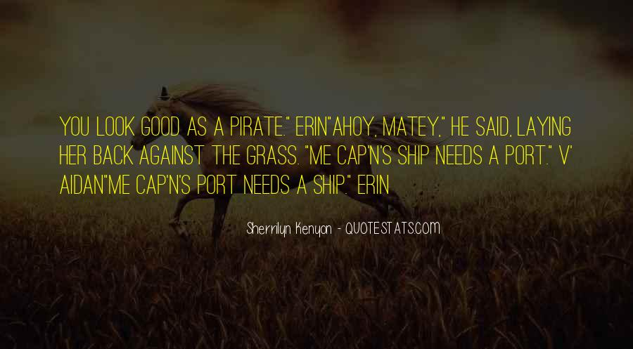 Funny Pirate Quotes #1496126