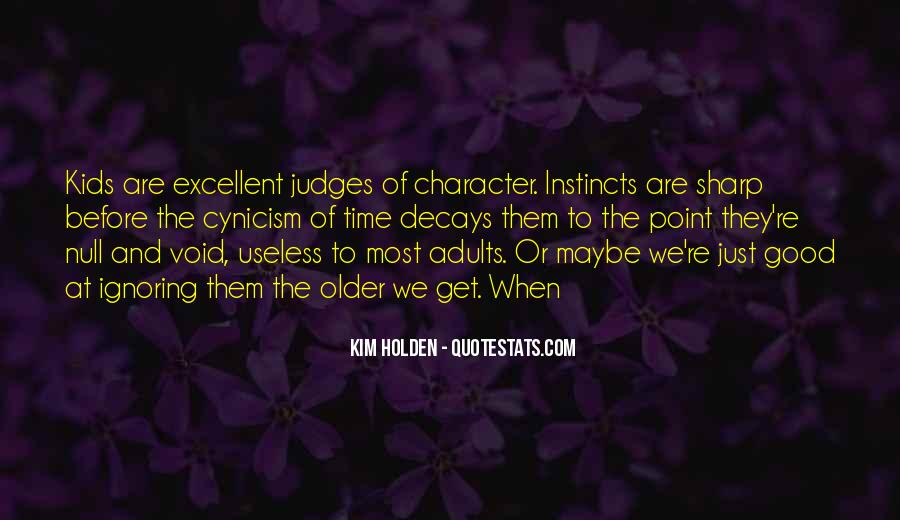 Quotes About Good Character For Kids #964074