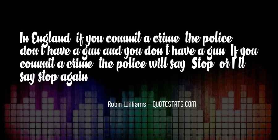 Funny Police Quotes #1268223