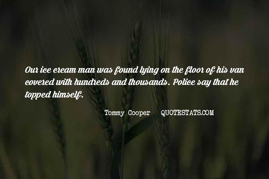 Funny Police Quotes #1392273