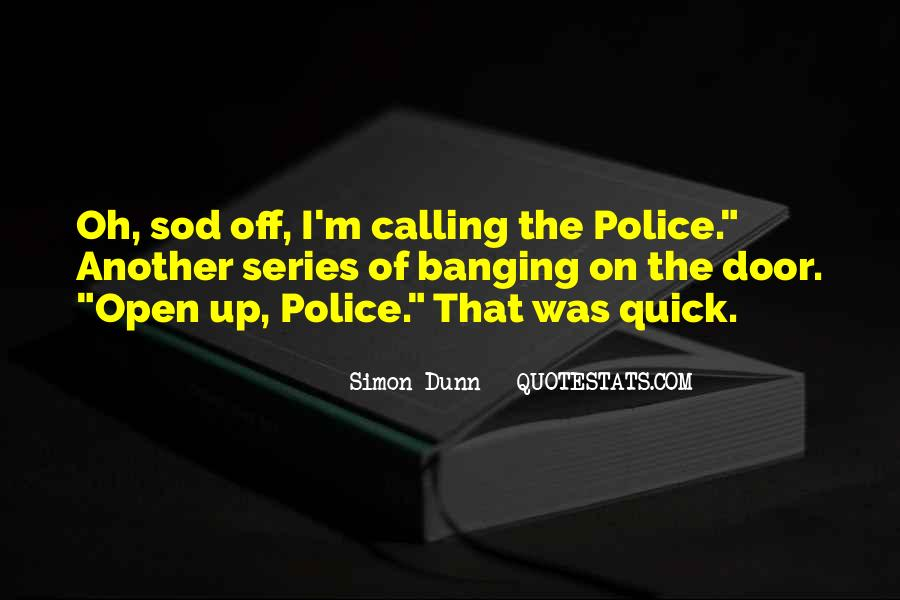 Funny Police Quotes #1429318