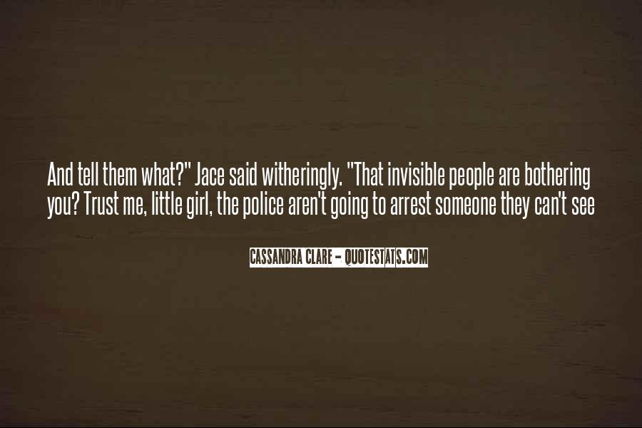 Funny Police Quotes #227437