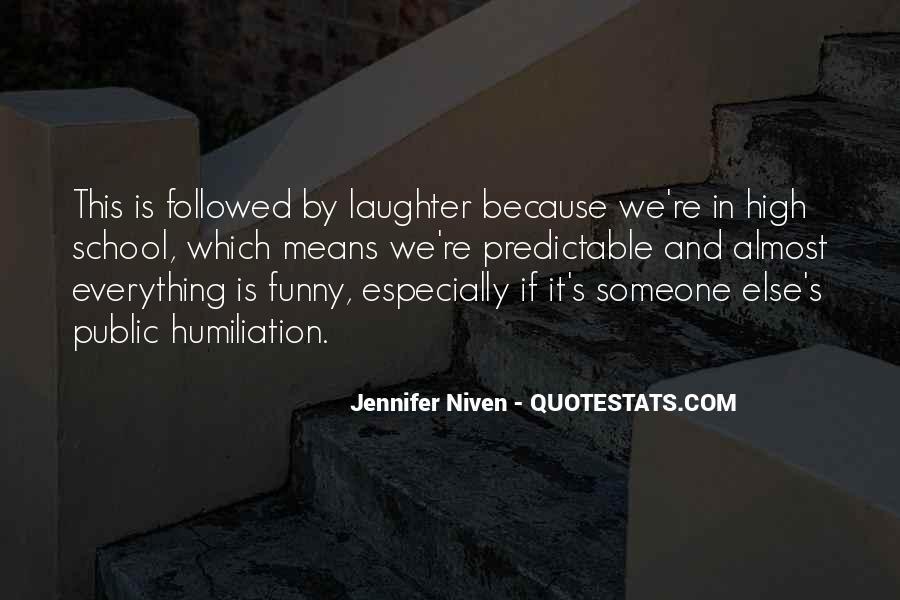 Funny Predictable Quotes #1150481