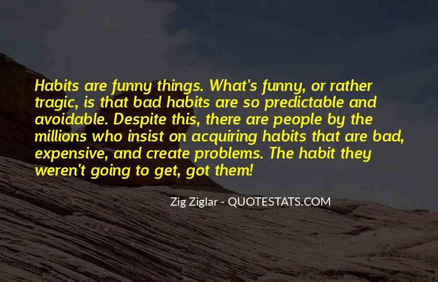 Funny Predictable Quotes #254230