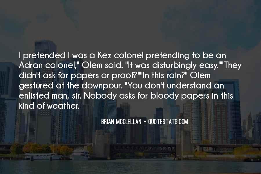 Funny Rain Man Quotes #1598701