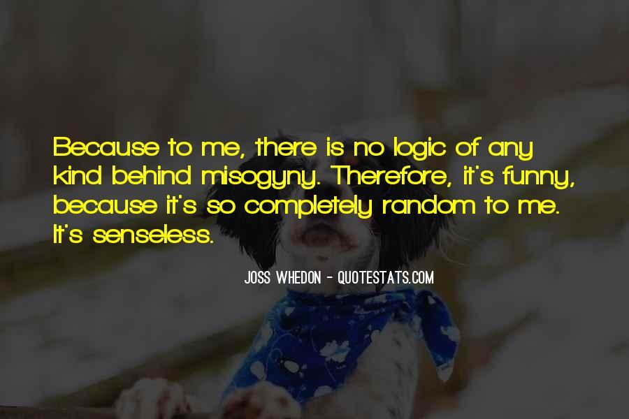 Funny Random Quotes #365107