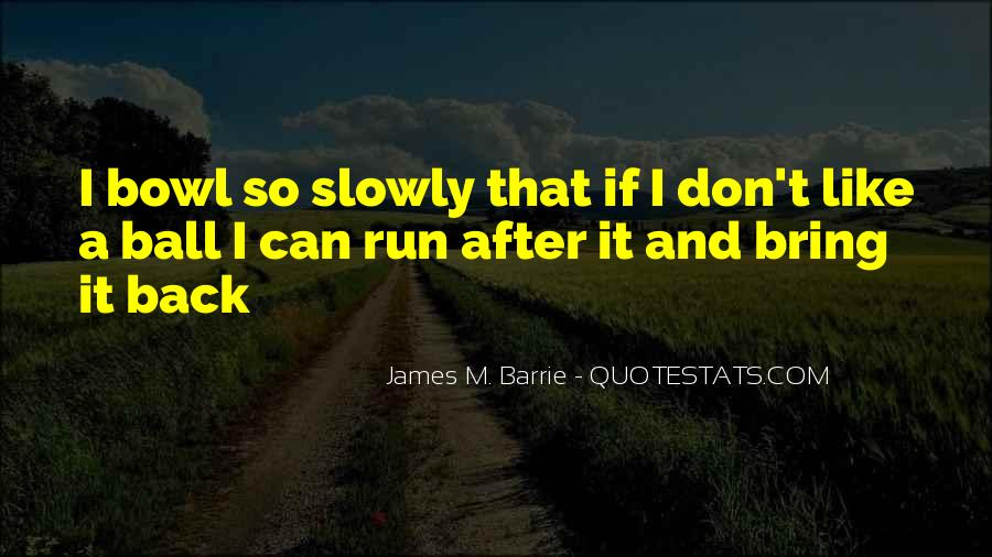 Funny Running Back Quotes #1451811