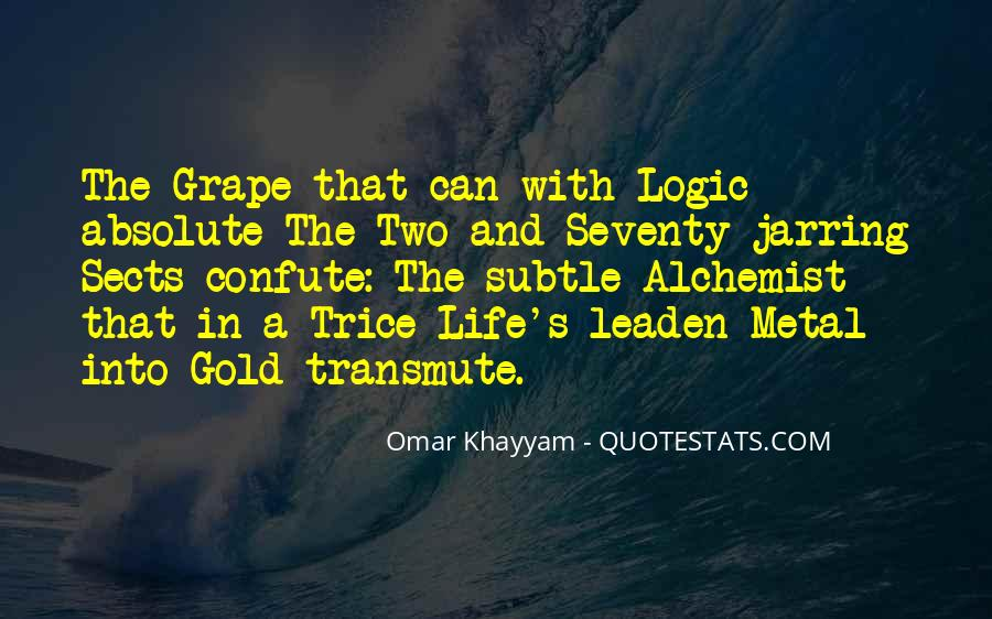 Quotes About Gold In The Alchemist #1470126