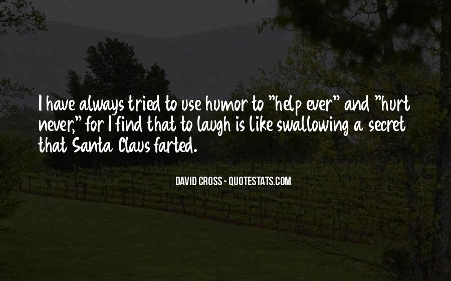 Funny Santa Claus Quotes #212154