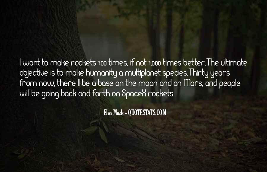 Quotes About Going To The Moon #1342718