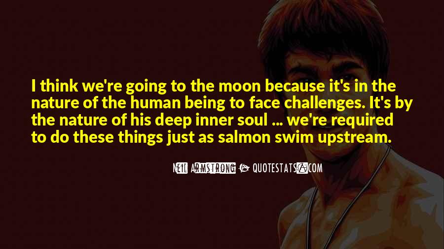 Quotes About Going To The Moon #1380477