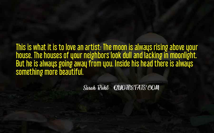 Quotes About Going To The Moon #1563553