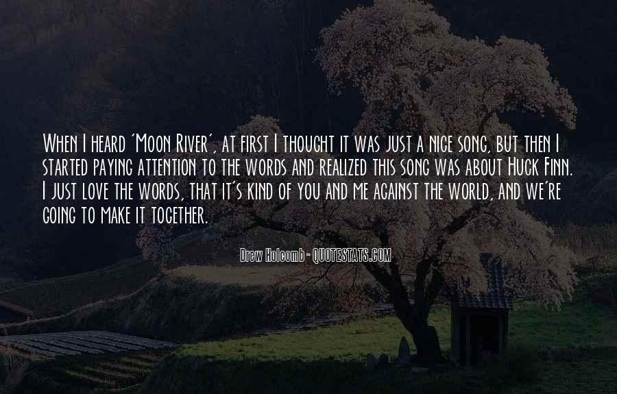 Quotes About Going To The Moon #1664826