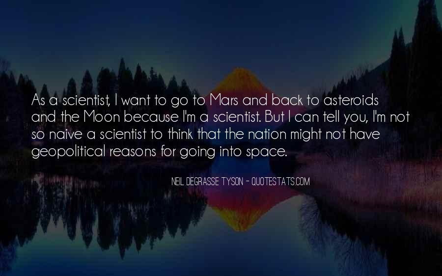 Quotes About Going To The Moon #1745694