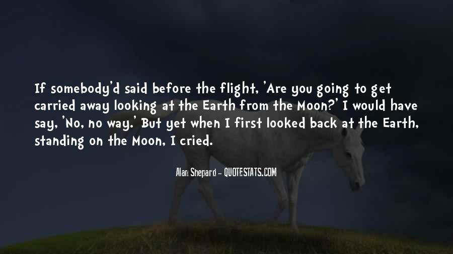 Quotes About Going To The Moon #445984