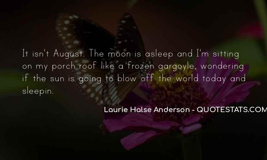 Quotes About Going To The Moon #566166
