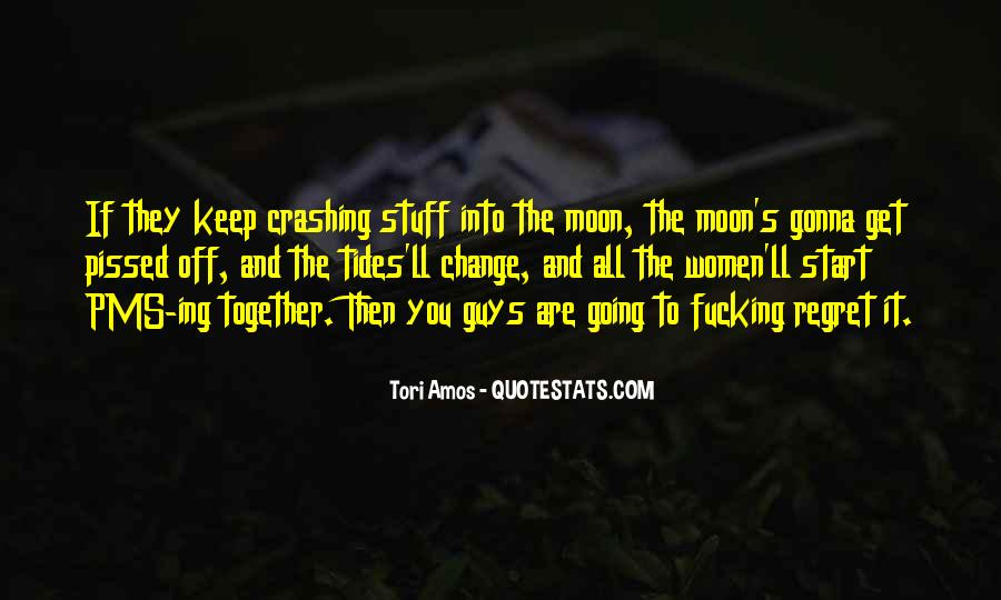 Quotes About Going To The Moon #675137