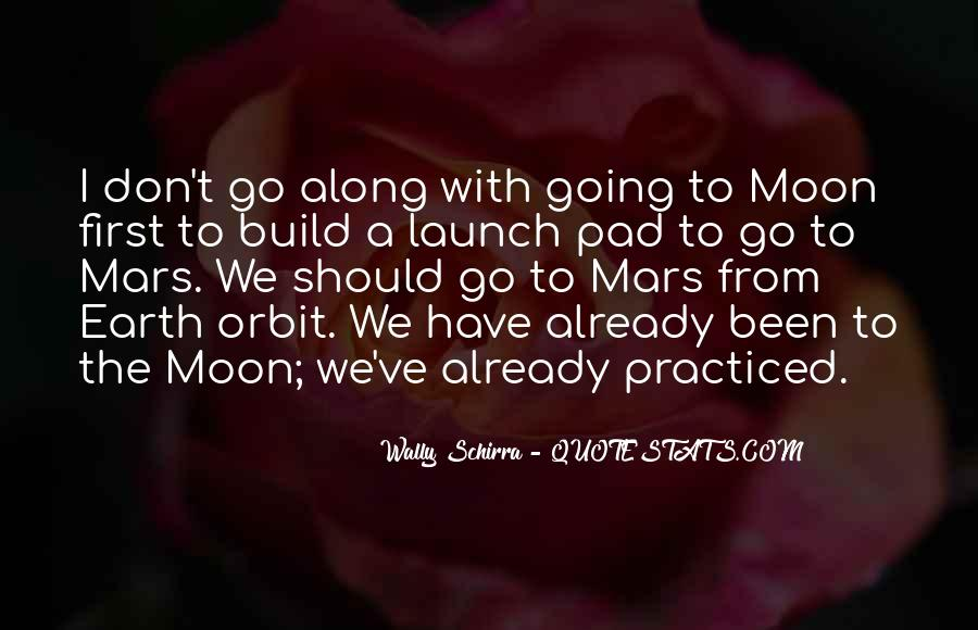 Quotes About Going To The Moon #973944