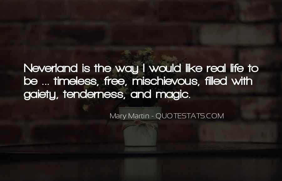 Quotes About Going To Neverland #1310997