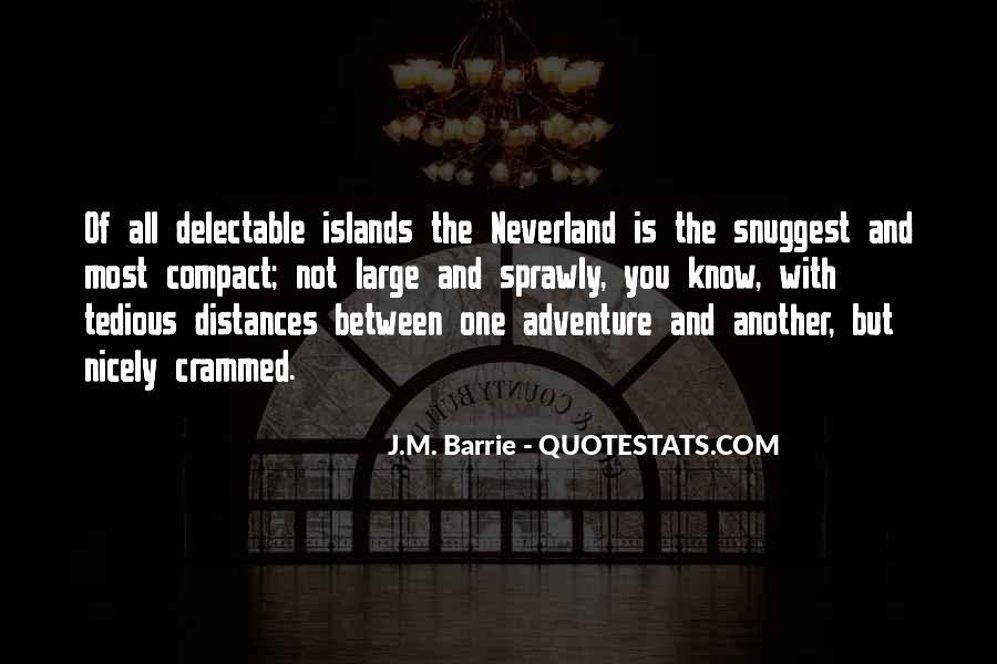 Quotes About Going To Neverland #778485
