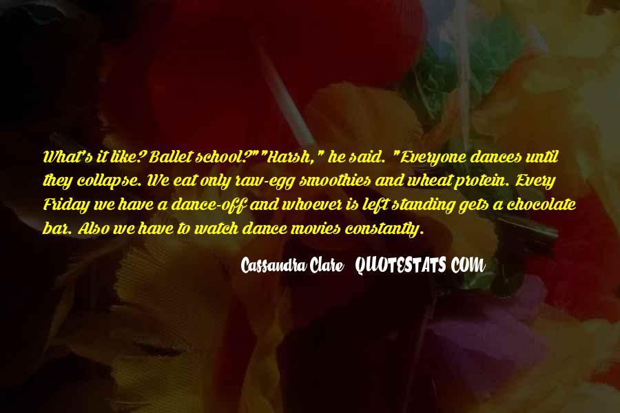 Funny School Dance Quotes #1722975