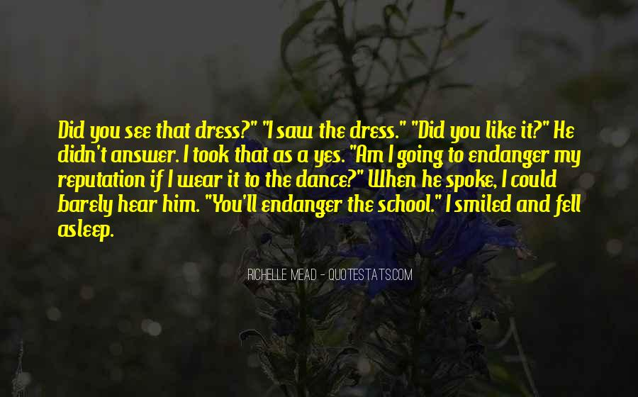 Funny School Dance Quotes #849957