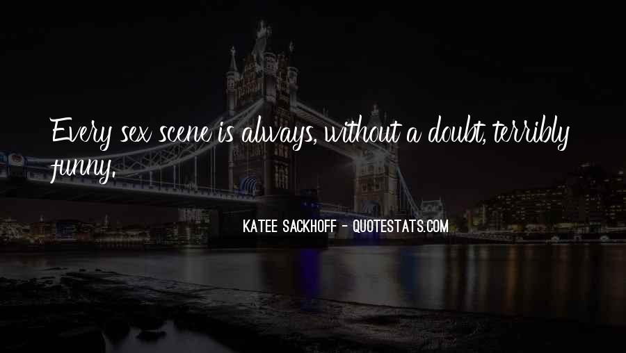Funny Self Doubt Quotes #1281494