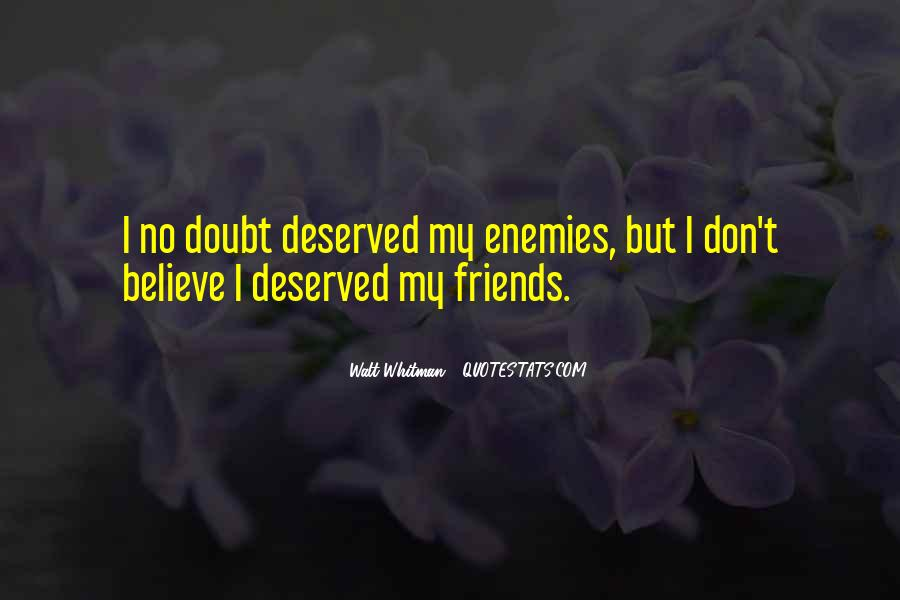 Funny Self Doubt Quotes #714599