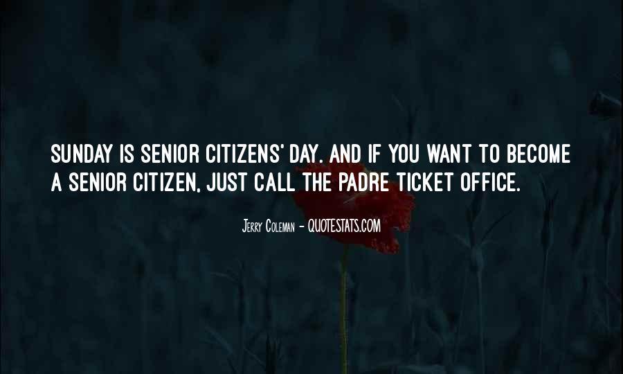 Funny Senior Citizen Quotes #489893