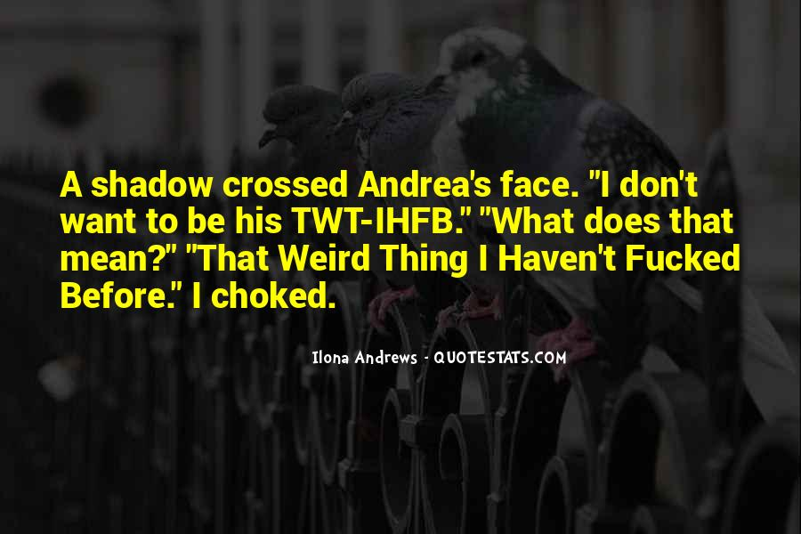 Funny Shadow Quotes #1170593