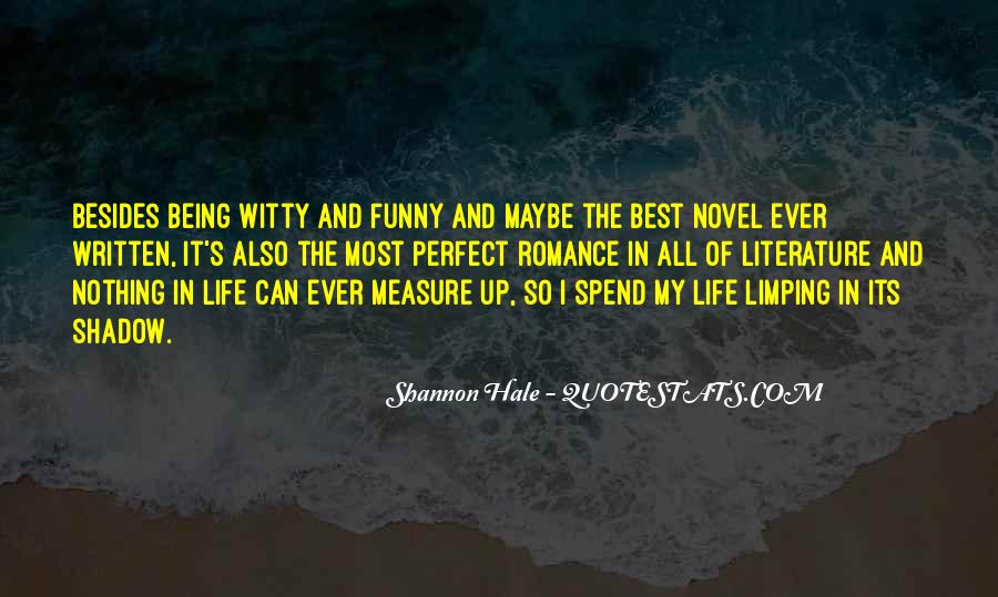 Funny Shadow Quotes #768311