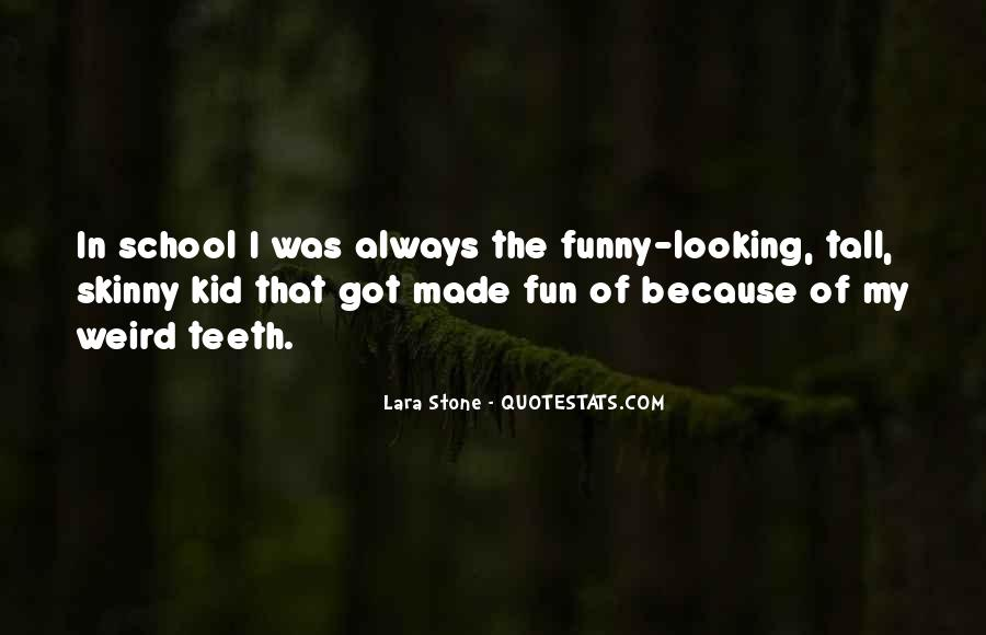 Funny Skinny Quotes #780260