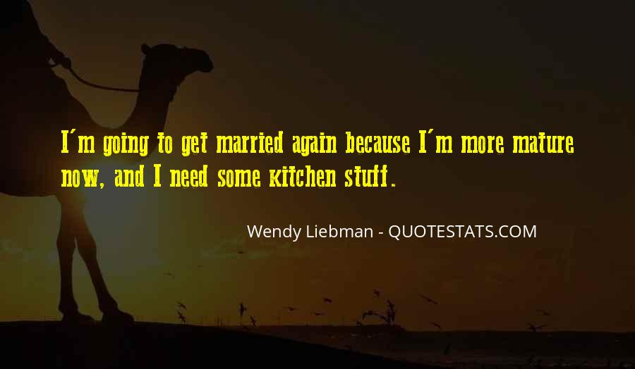 Funny Soon To Be Married Quotes #280092