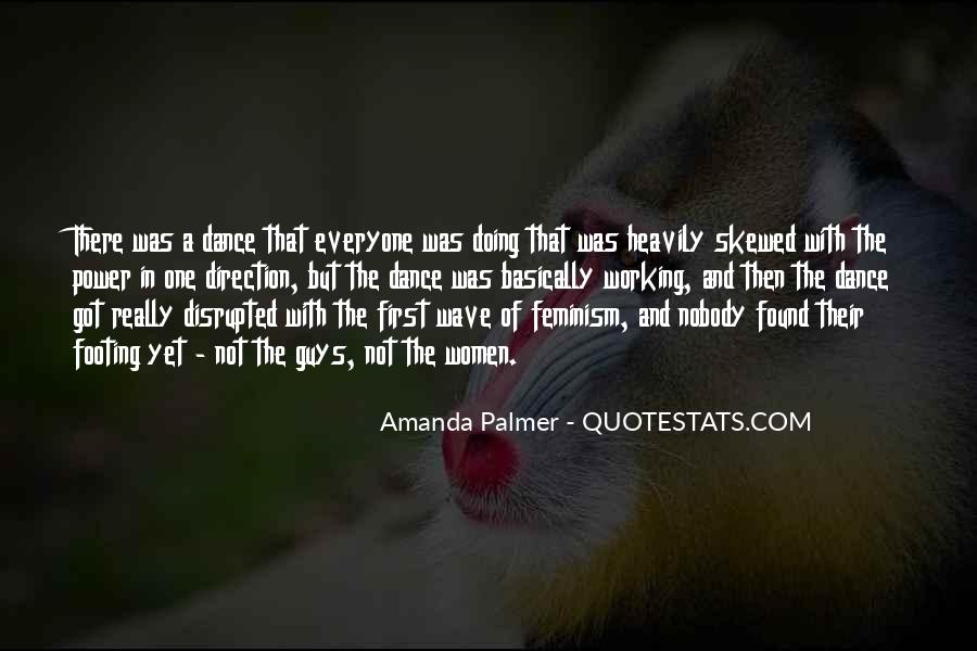 Quotes About The First Dance #1030417
