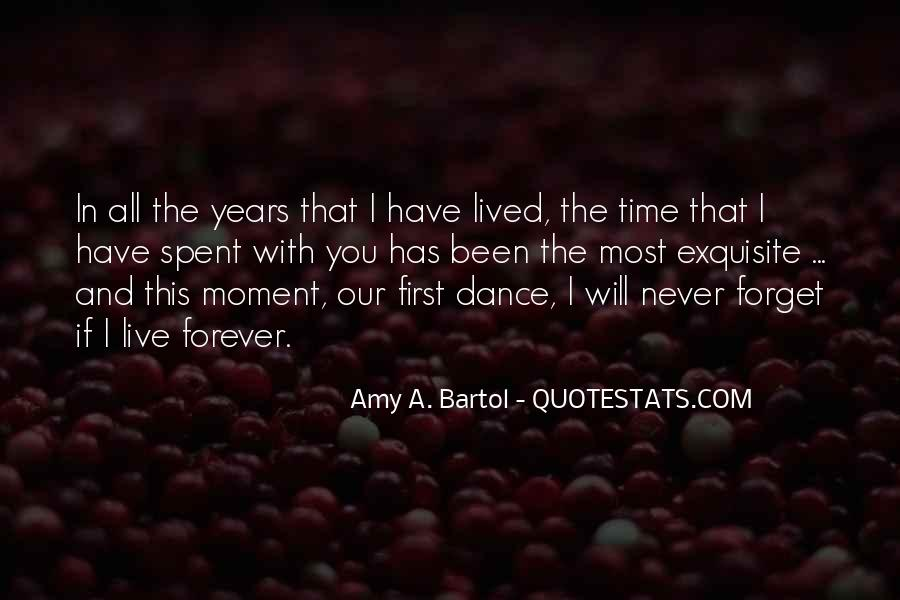 Quotes About The First Dance #1276359