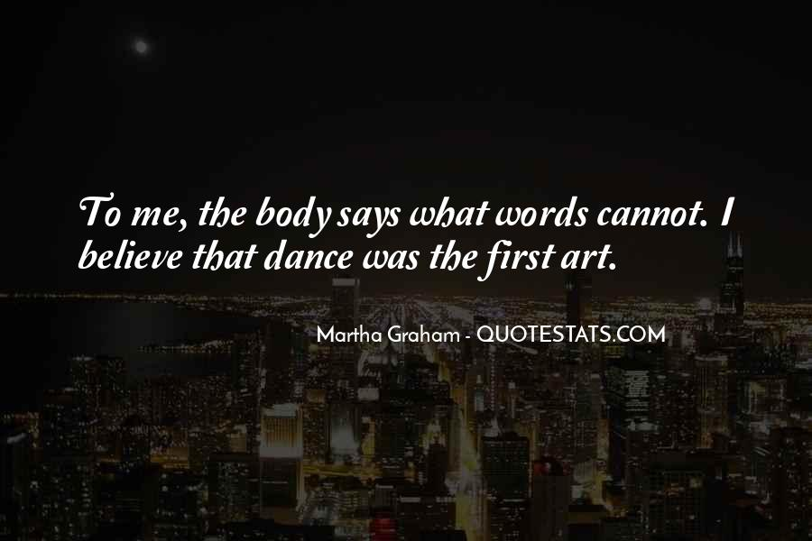 Quotes About The First Dance #1334113