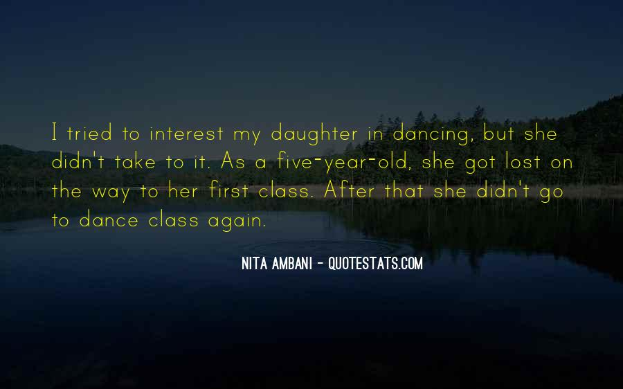 Quotes About The First Dance #1586908