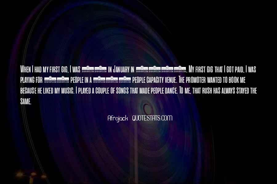 Quotes About The First Dance #1633795