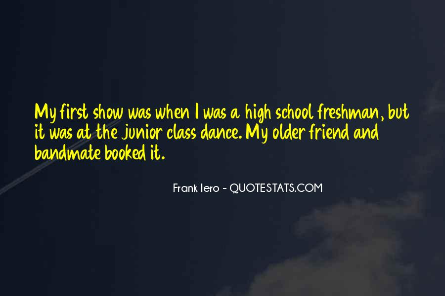 Quotes About The First Dance #360636