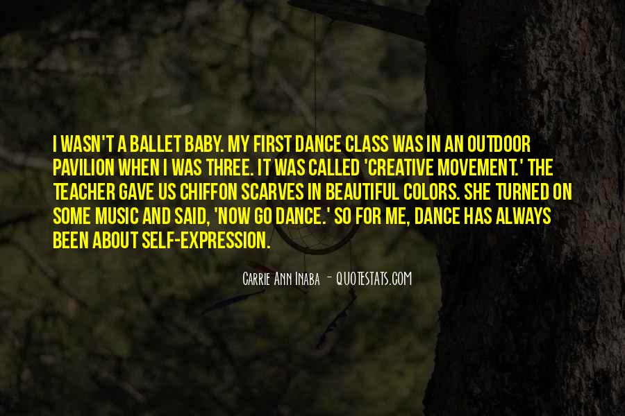 Quotes About The First Dance #402410