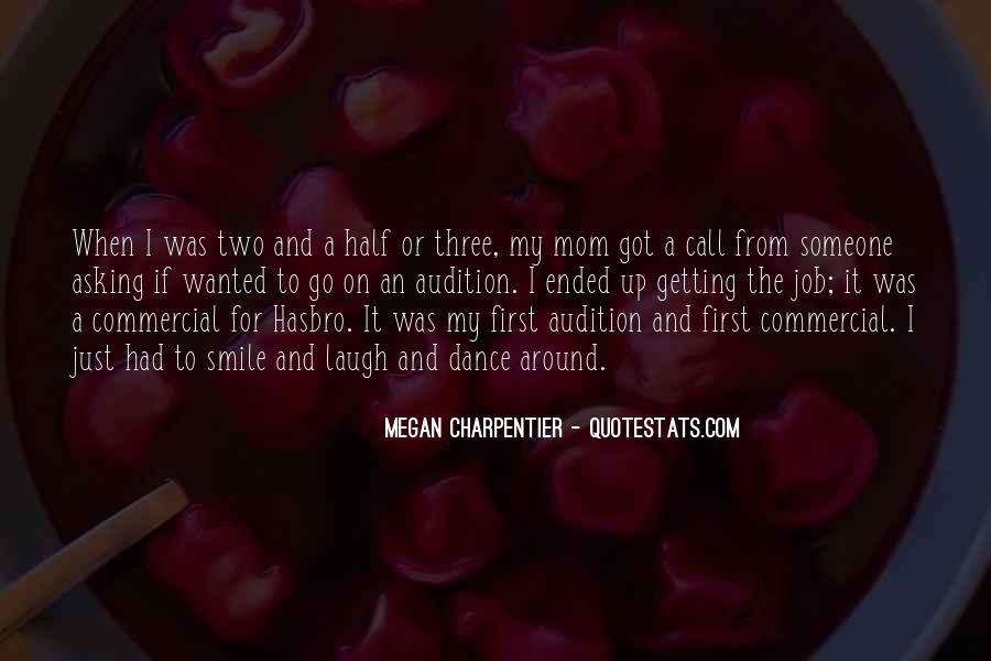 Quotes About The First Dance #518307
