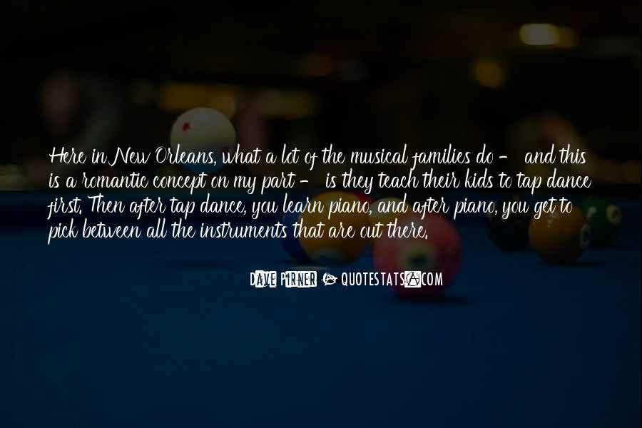 Quotes About The First Dance #597353