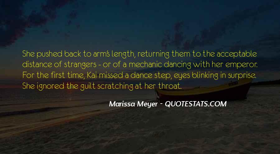Quotes About The First Dance #649876