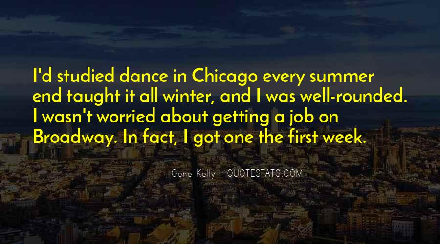 Quotes About The First Dance #684796
